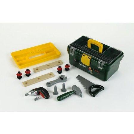 Bosch Speelgoed gereedschapskoffer met boormachine
