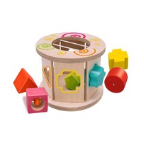 Houten vormen box