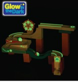 Wonderworld Knikkerbaan Glow en Roll 44-delig ww-7006