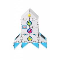 Kartonnen bouwdozen, Mars Raket