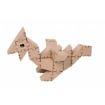 Kartonnen bouwdozen, Dino Ptero