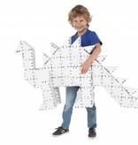 Yohocube Bouw met witte bouwdoosjes meer dan 50 modellen