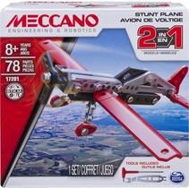 Bouwset stuntvliegtuig - 2modellen