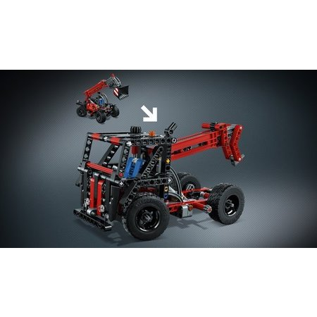 Lego Technic Verreiker 42061