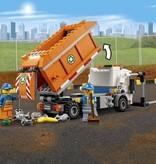 Lego City Vuilniswagen 60118