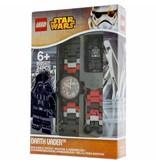 Lego Juniors Star wars Darth vader horloge 8020417
