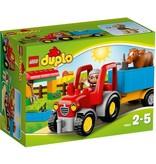Lego Duplo Landbouw tractor 10524