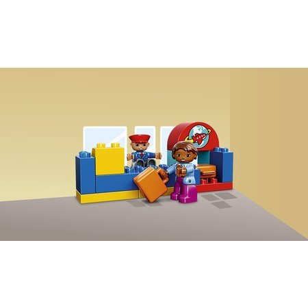 Lego Duplo Vliegveld 10590 Debouwdoosbe