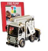 ToDo Bouw een brandweerwagen uit karton