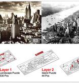 4D cityscape 4D puzzel New York