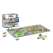 4D puzzel Parijs