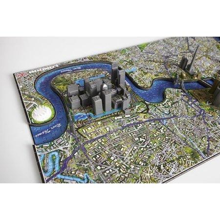4D cityscape 4D puzzel Londen