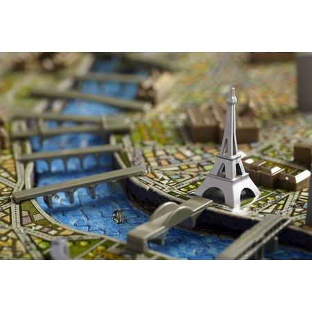4D cityscape 4D puzzel Paris