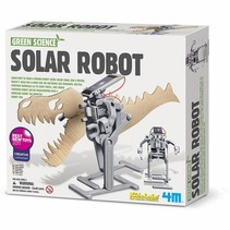 Kidzlabs Green Science Solar Robot