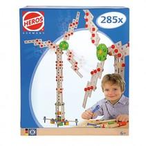 Constructor 285-delig, bouw 15 modellen