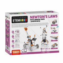 Engino STEM Mechanics - Wet van Newton
