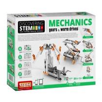 Engino STEM Mechanics -Tand- en wormwielen