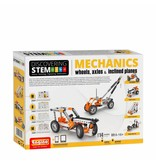 Engino Engino STEM Mechanics  - Wielen, assen en hellingen