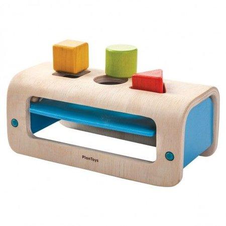 Plan Toys Plan Toys Houten vormen sorteren