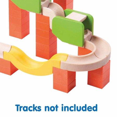 Wonderworld Trix Track Knikkerbaan Wonderworld bricks