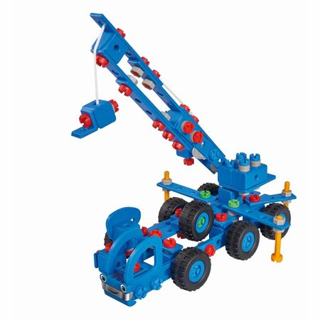 Eichhorn Constructor bob de bouwer kraanwagen