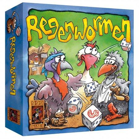 999Games Regenwormen dobbelspel