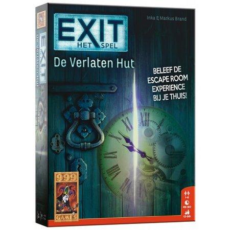 999Games Exit- De Verlaten Hut-Bordspel