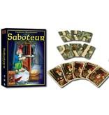 999Games Saboteur, de uitbreiding - kaartspel