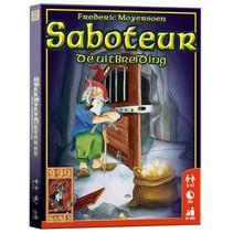 Saboteur, de uitbreiding - kaartspel