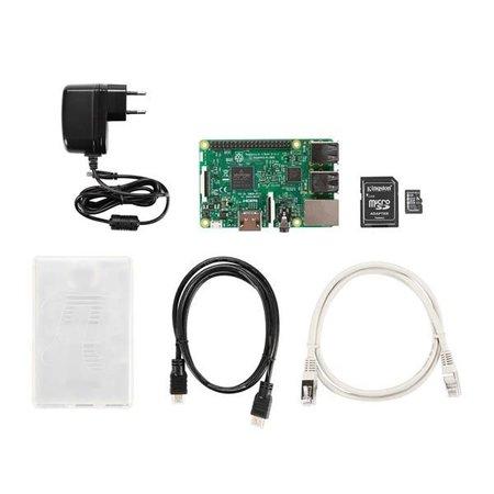 raspberry Pi Raspberry PI 3B starterskit