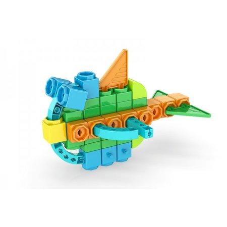 Engino Engino QBOIDZ 4 in 1 model, ruimteschip