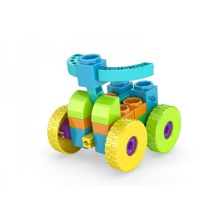 Engino Engino QBOIDZ 4 in 1 model, tractor