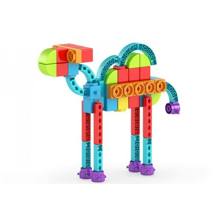 Engino Engino QBOIDZ 8 in 1 multi- model, alien robot