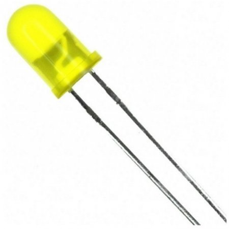LED-diode 3mm -geel