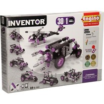Inventor 30 adventure modellen