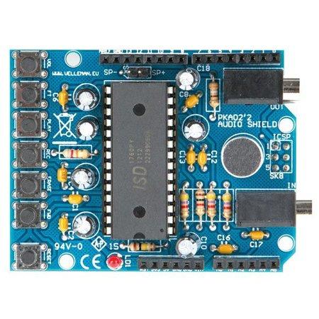 Arduino Audio shield Arduino