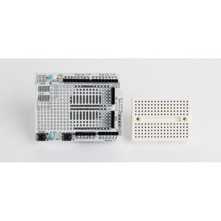 Velleman Protoshield met mini Breaboard voor Arduino UNO