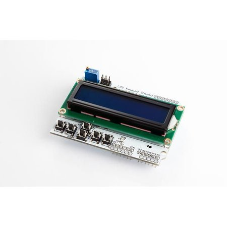 Velleman LCD en keypad SHIELD voor Arduino
