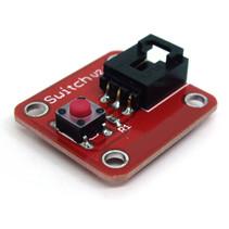 Arduino compatibele drukschakelaar (2stuks)