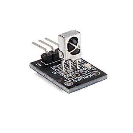Velleman Arduino Compatibele 1838 infrarood ontvanger (2 stuks)
