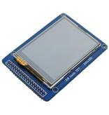 Velleman 2.8 inch aanraakscherm voor Arduino UNO/MEGA