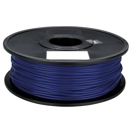 Velleman 3D print draad ABS 1.75mm blauw 750 gr