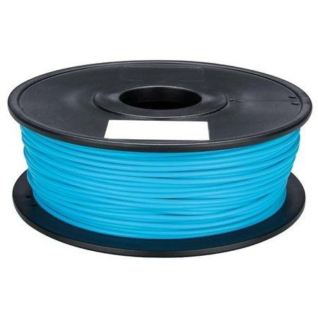 Velleman 3D print draad PLA 1.75mm Lichtblauw 750g