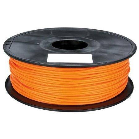 Velleman 3D print draad PLA 1.75mm oranje 750 gr