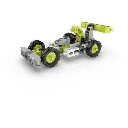 Engino Inventor 4 modellen auto's