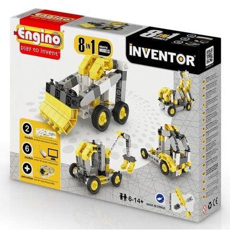 Engino Inventor 8 modellen industrie
