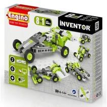 Inventor 8 modellen auto's