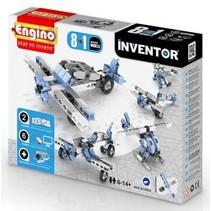 Inventor 8 modellen vliegtuigen