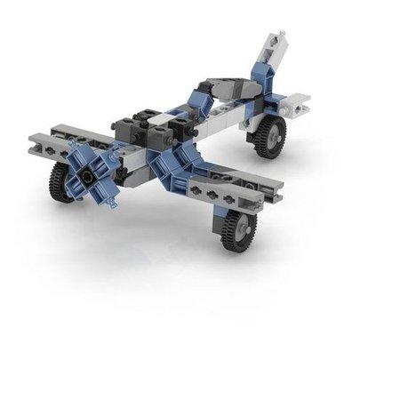 Engino Inventor 8 modellen vliegtuigen
