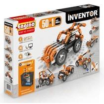 Inventor 50 gemotoriseerde modellen